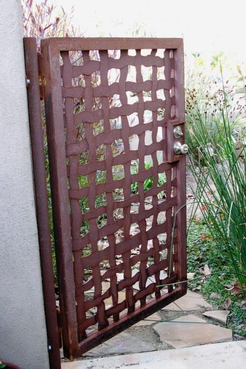 1050 best Gates images on Pinterest Gardens Garden gate and Windows
