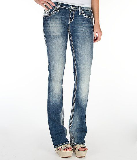 Rock Revival Heaven Easy Boot Stretch Jean at The Buckle