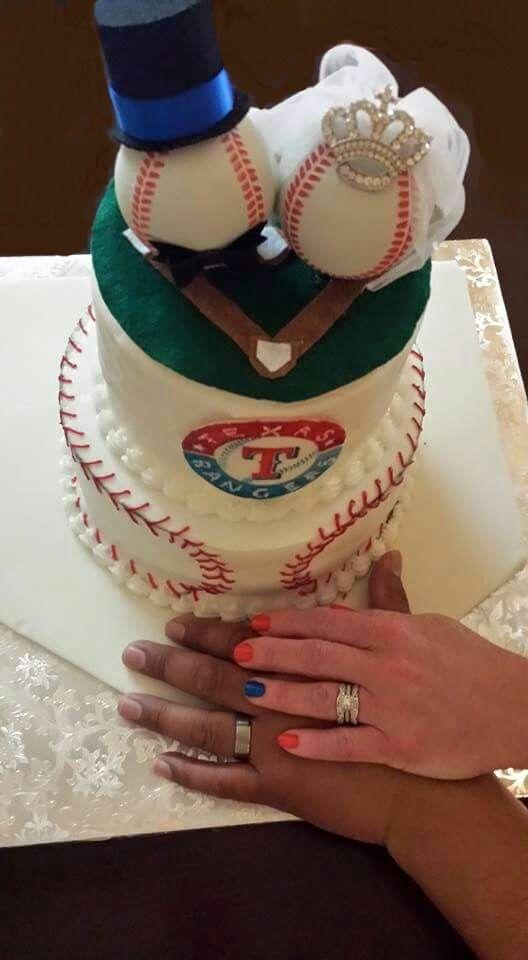 25 Best Ideas About Baseball Wedding Cakes On Pinterest