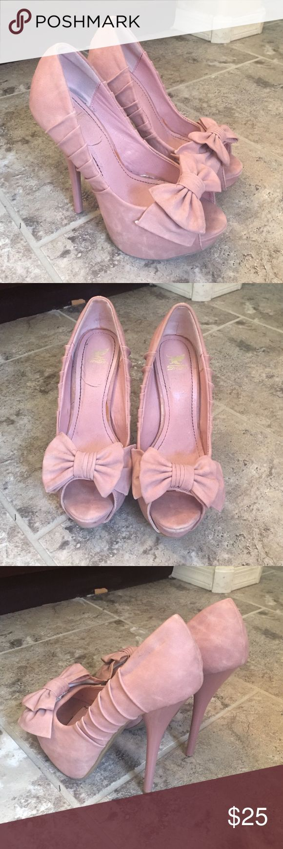 1000 Ideas About Light Pink Heels On Pinterest Pink