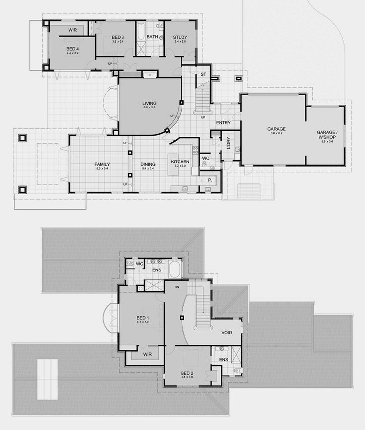 1000 Images About Floor Plans 300m2 On Pinterest
