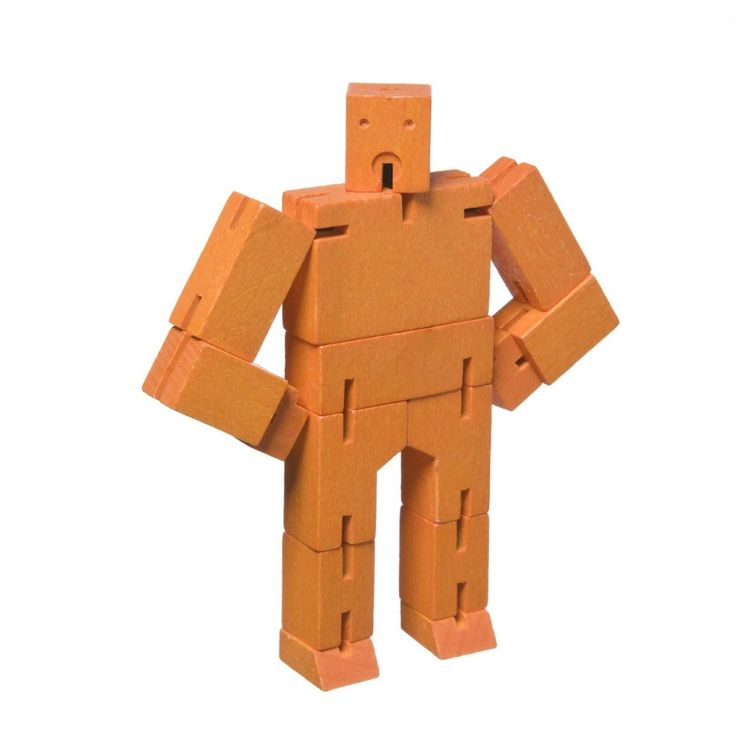 Cubebot Spielzeugroboter
