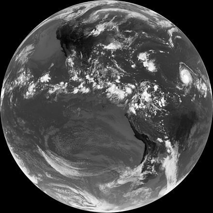 The Intertropical Convergence Zone (ITCZ), known by sailors as the doldrums, is the area encircling the earth near the equator where the northeast & southeast trade winds come together. When the ITCZ is drawn into & merges with a monsoonal circulation, it is sometimes referred to as a monsoon trough, a usage more common in Australia and parts of Asia. In seamen's speech the zone is referred to as the doldrums because of its erratic weather patterns with stagnant calms & violent…