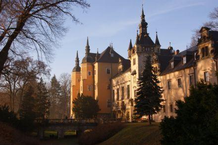 Zamek Kliczków