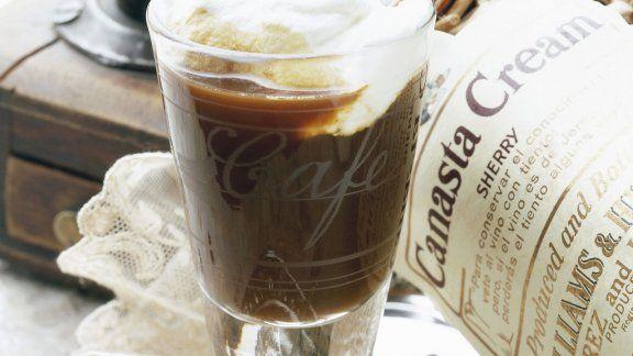 Rezept: Sherry-Mokka-Creme