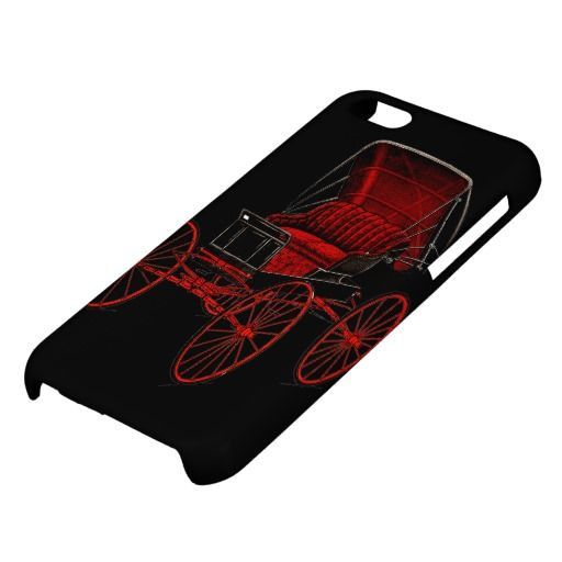 Buggies and Carriages iPhone 5C Cases