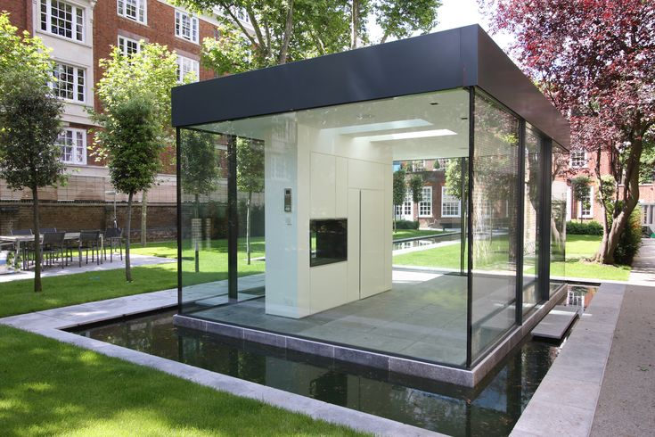 Glass Room Google Search Prefab Office Pinterest