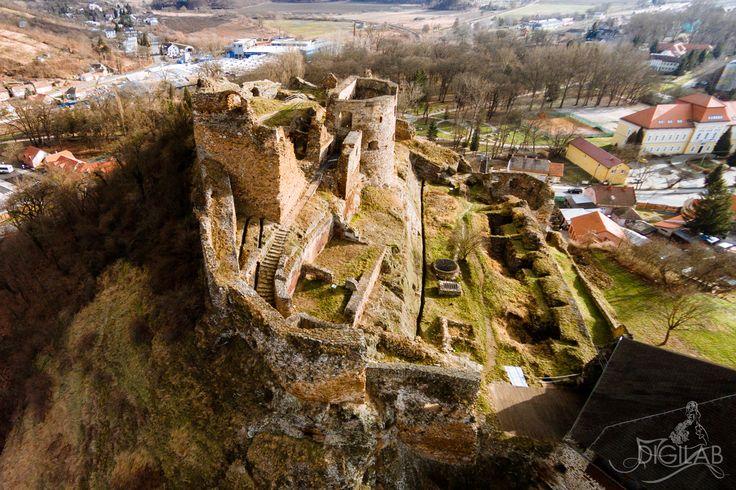 Füleki vár #filakovo #dji #drone #dronefly #castle