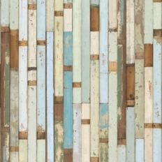 Papier peint - NLXL by ARTE - Scrapwood 3 - Multicolore