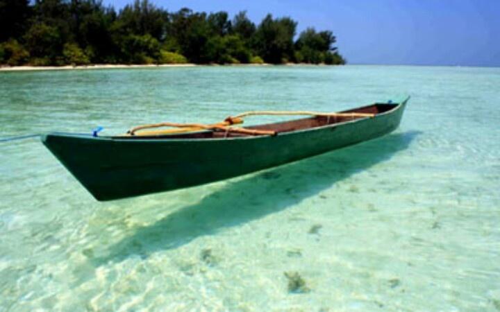 Karimun Jawa clear water