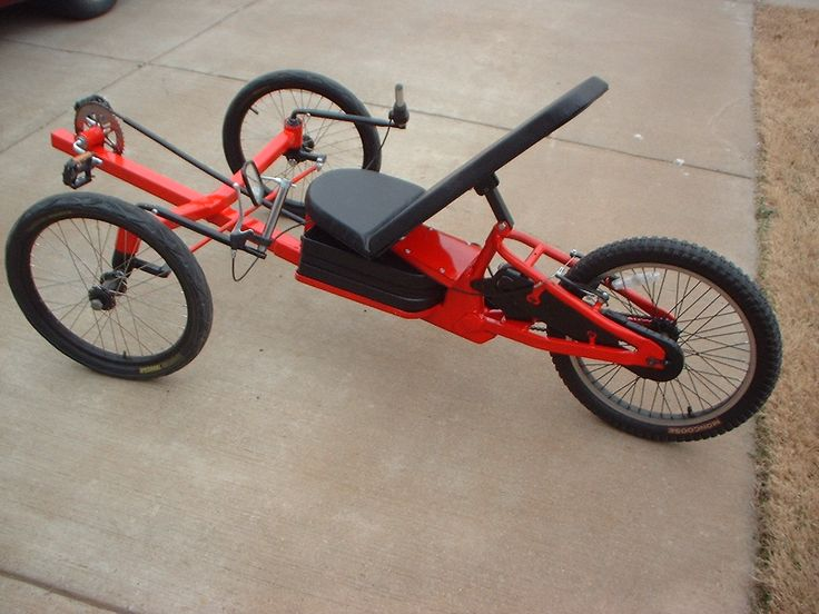 AtomicZombie Bikes, Trikes, Recumbents, Choppers, Ebikes, Velos and more: February 2011