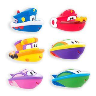 Help develop fine motor skills with bath time fun!