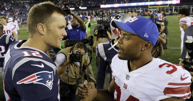 Game notes and records from Patriots/Giants preseason game