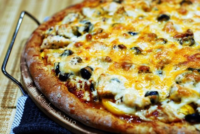 ... Pizza!! Pizza!! on Pinterest | Thai chicken pizza, Fig jam and Pizza