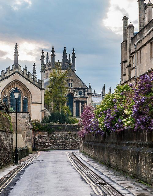Oxford, England |