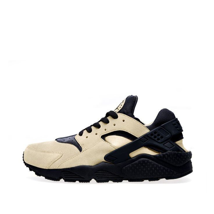 nike men's air huarache exclusive flint spin fabric trainer shoes nz