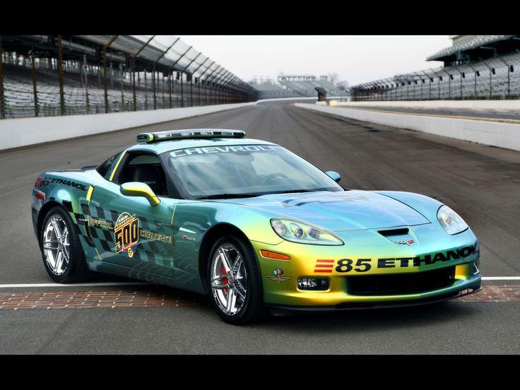 2008 Chevrolet Corvette (C6) Indy 500 Pace Car