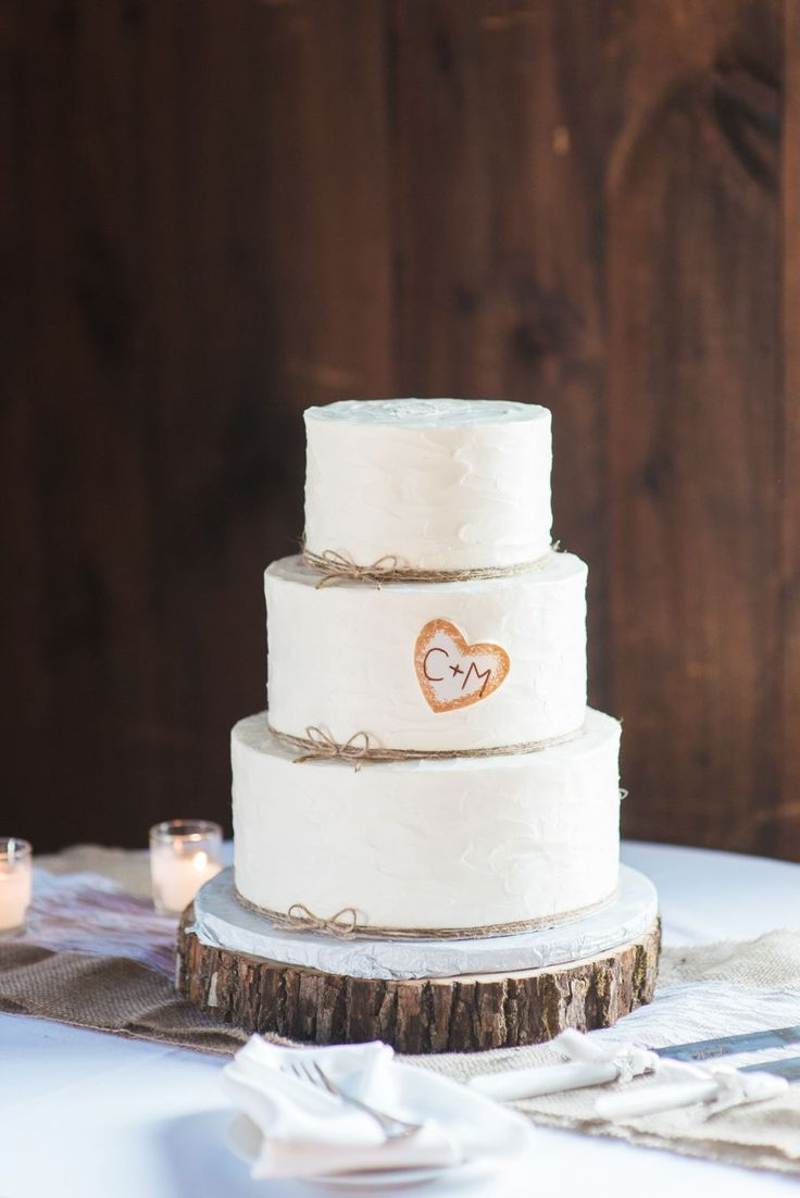 1665 best Rustic Wedding Cakes images on Pinterest | Conch fritters ...