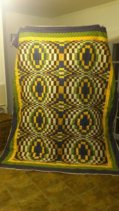 My second this is a Bargello !