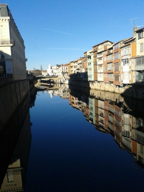 L'Agout #castres #tarn #riviere
