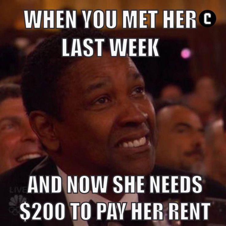 Denzel Washington Became a Meme at the Golden Globes