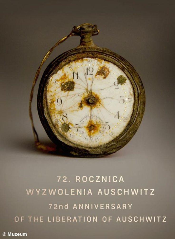 Mijają 72 lata od wyzwolenia Auschwitz i Oświęcimia #Oświęcim #rocznica #Muzeum #Auschwitz #Birkenau #uroczystości #obóz