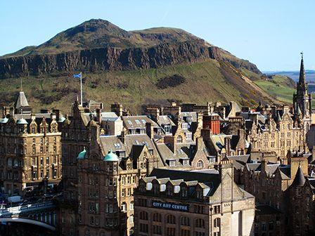 Edinburgh City Guide - Difford's Guide