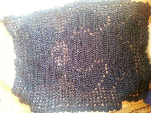 strikket pledd mønster - Google-søk