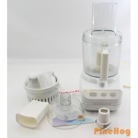 For Sale: Kitchenaid Food Processor Model KFP450WW