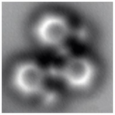 First-ever high-resolution images of a molecule as it breaks and reforms chemical bonds May 30, 2013