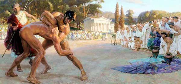 La cultura griega se desarrolló en la península de los Balcanes. Sus límites fueron: Iliria y Macedonia por el norte, el mas Mediterráneo por el sur