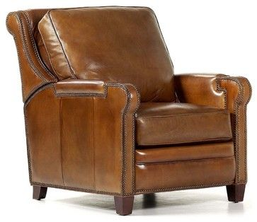 Easton Recliner - traditional - armchairs - Masins Furniture