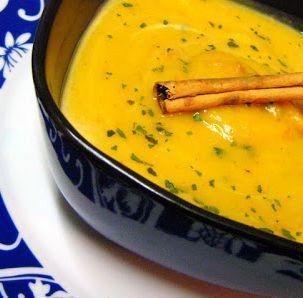 Butternut Soup recipe