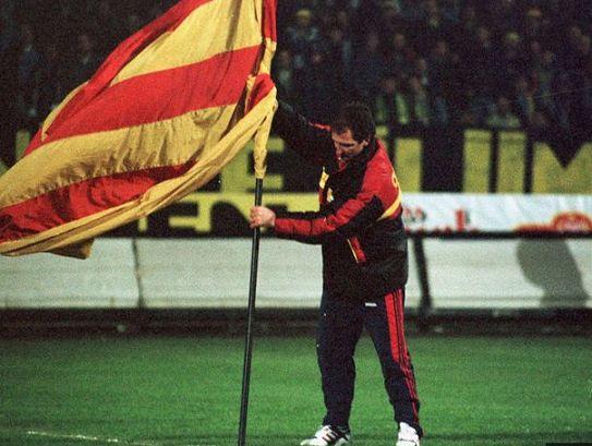 Souness pianta la bandiera Galatasaray in mezzo al campo
