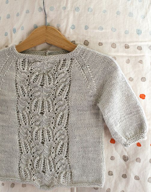 Best Of - Knitwear Designers Part 2 - Carrie Bostick Hoge. This photo is of her pattern the Immie Tee - Knitting and photo by Felicia Semple