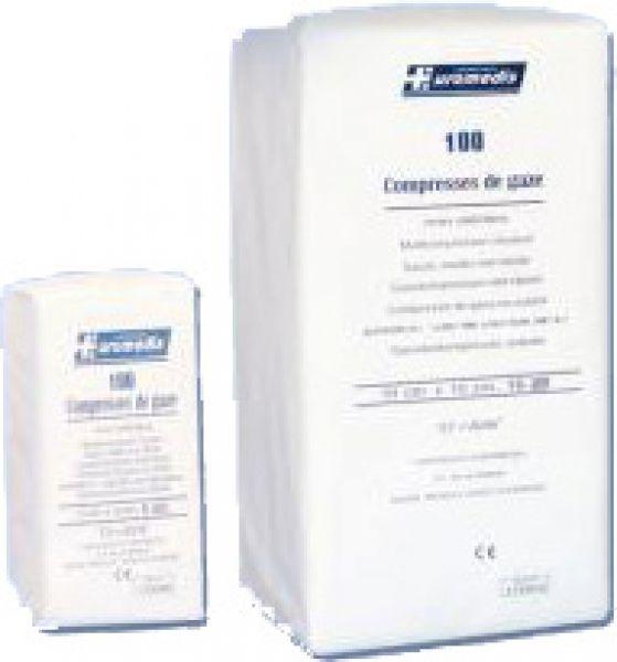 Compresses De Gaze Non Steriles 10x10 Cm Boite De 100 En 2020
