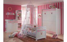 Dětský pokojík pro malé princezny Cinderella
