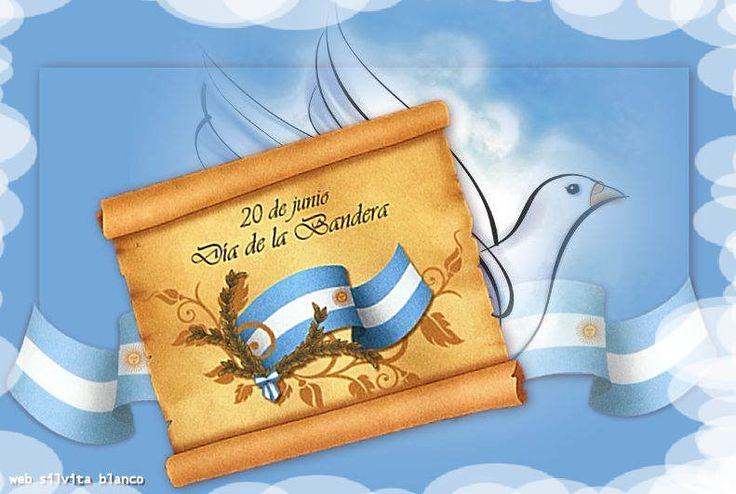 Corazón celeste y blanco La Bandera que yo Quiero musiquita para niños | canciones infantiles