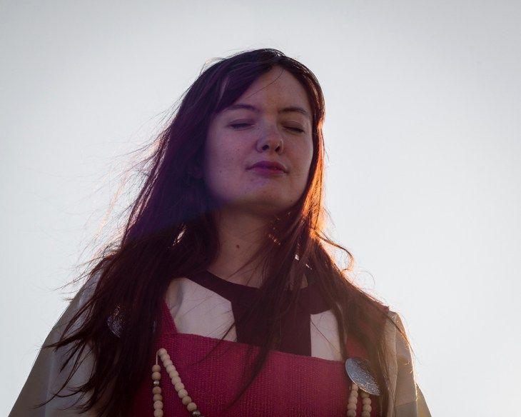 Rossella Piccinno, Liz Lyton, deux prieres et un reve, 2015