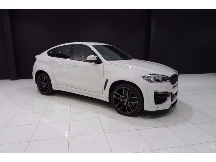 2016 Bmw X6 Xdrive50i M Sport For Sale Carros Pinterest
