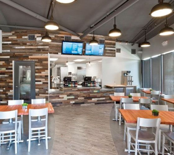 industrial modern restaurant design google search - Beaded Inset Restaurant Decoration
