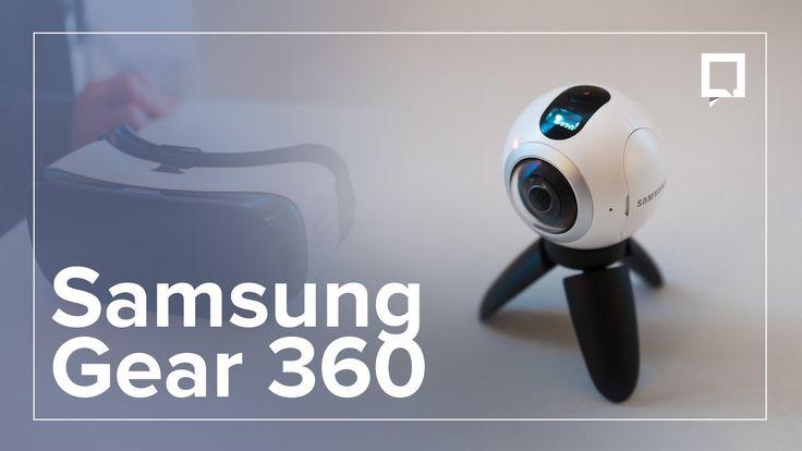 cool Niespodziewana premiera kamery Samsung Gear 360