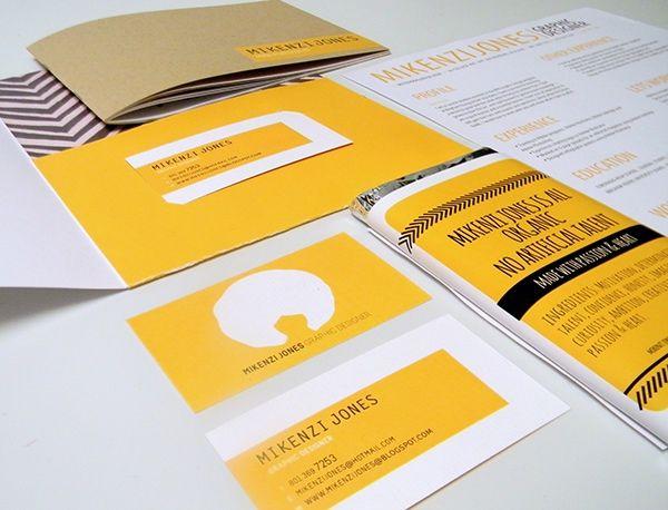 Self Promotion Piece Mini Portfolio Resume Candy Bar Business Cards Self Promotion Self Promotion