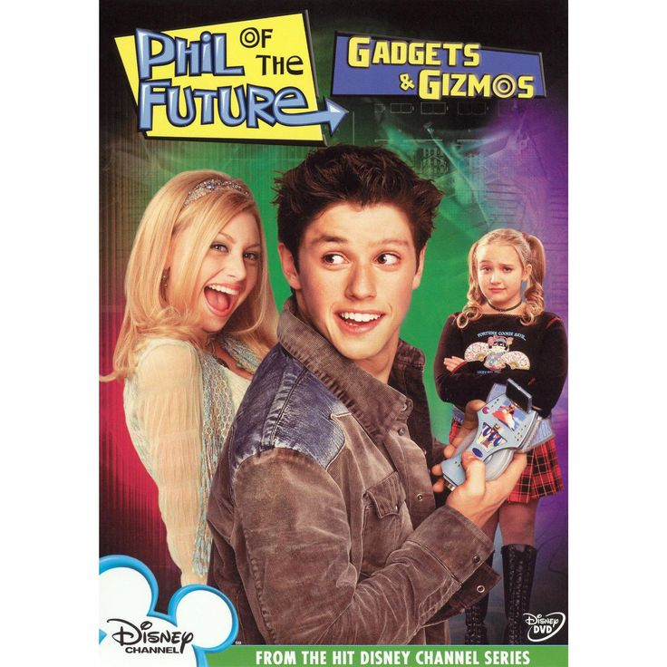 Phil of the future:Gadgets & gizmos (Dvd)