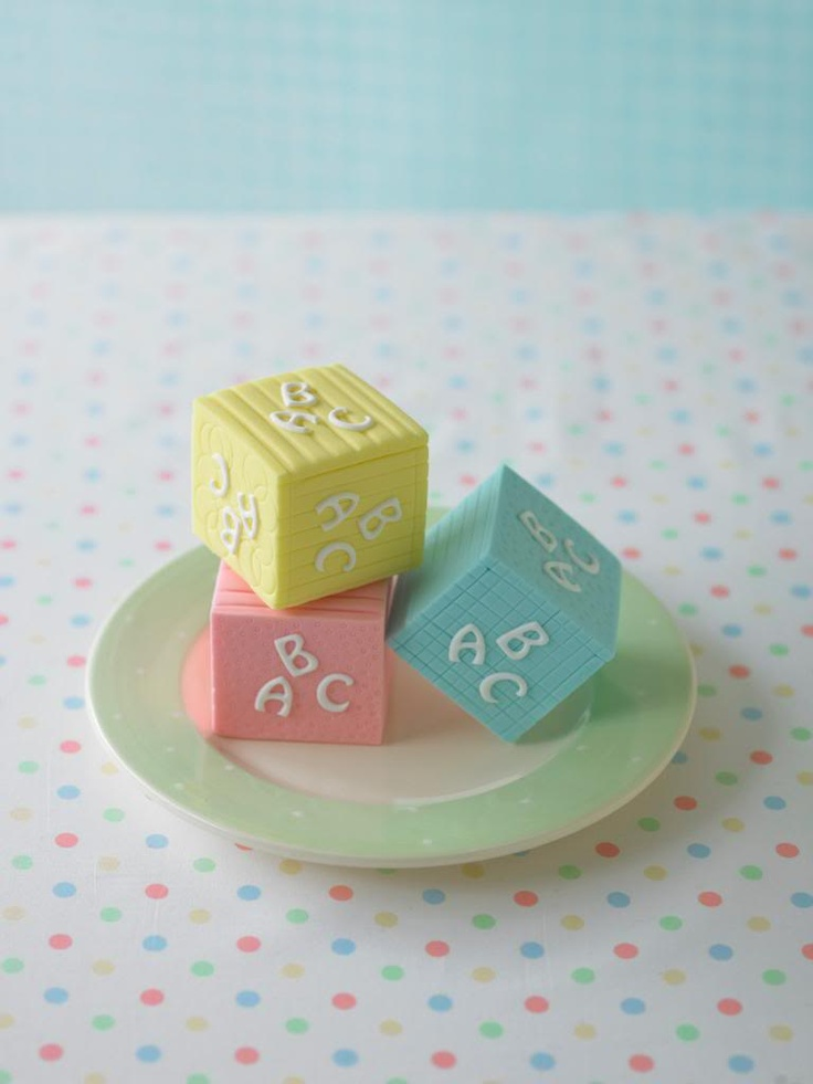 Cake Decorations Letter Blocks : 82 best Cake Decorating Magazine images on Pinterest ...
