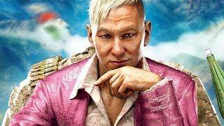 Jeu d'action-aventure en monde ouvert [sur Xbox One], jouable seul ou en coopération à deux, Far Cry 4 est un jeu de tir à la première personne (FPS). Le joueur se place dans le peau d'Ajay, originaire d'une région himalayenne, Kyrat. Lors de son retour sur ses terres natales, Ajay se retrouve au cœur d'une rébellion contre le dictateur Pagan Min, rébellion à laquelle il prend part. Dans ce quatrième volet, un mode multijoueur compétitif et un éditeur de carte sont également de la partie.