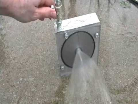 Tesla Water Turbine