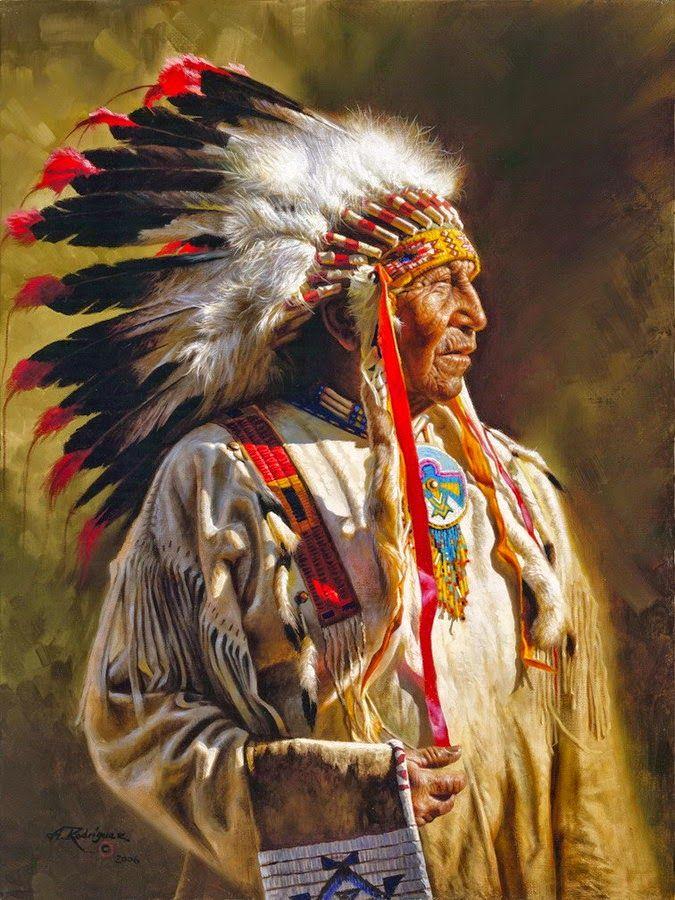 Raras fotografías de adolescentes nativas americanas