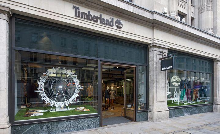 Timberland store by Dalziel+Pow, London – UK » Retail Design Blog