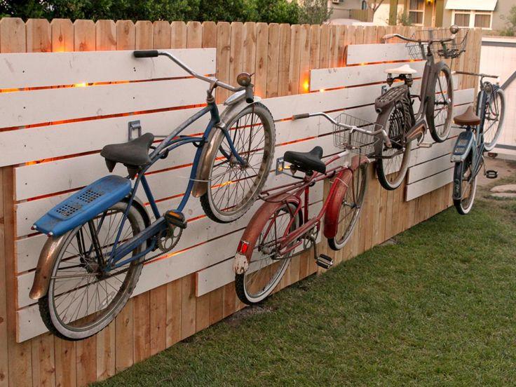 Hot Backyard Design Ideas To Try Now. Outside Bike StorageOutdoor ...